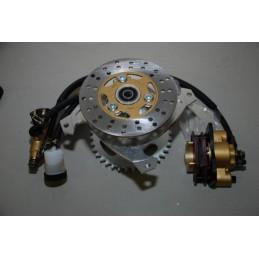 """image: Rear brake set 10"""""""