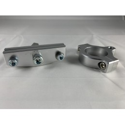 image: Falcon steering damper kit for Dax