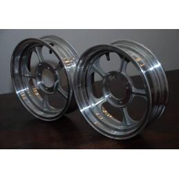 "image: Falcon wheel set 3.5 3.5 x12"" Alu"