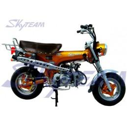 image: Dax 125cc club black 5.5 liter