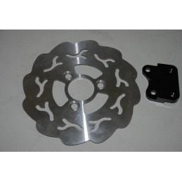 image: Disk brake set 190mm voor DX/JC/Skyteam