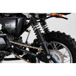 image: SHiFTUP 305mm rear shock 205305-66: (BLACK/BLACK/pc)