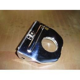 image: MIZUNO BANKIN Dax stainless steel gastank cover small hole versi