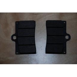 image: Brembo 4 pot brake pads