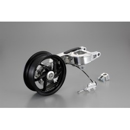 image: Over Racing Swingarm Mono-Arm BLK Wheel