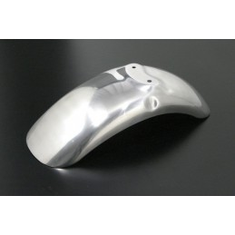 image: Takegawa The natural-buff-finish Z-style aluminum front fender 8