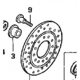 image: Honda NSR rear disk 162mm