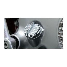 image: Kijima oil fill plug M20 ? P2.5 Plated aluminum die-cast