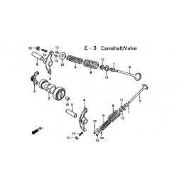 image: ARM, VALVE ROCKER (2) see item 5