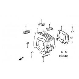 image: GASKET, CYLINDER see item 2