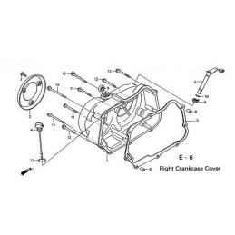 image: BOLT, FLANGE, 6x40 (5) see item 12