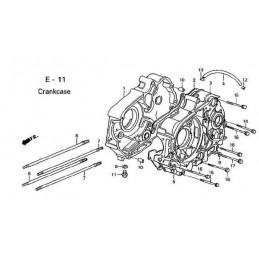 image: BOLT B, CYLINDER STUD, 6x205.5 (2) see item 7
