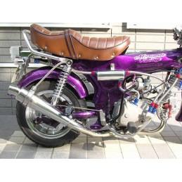 image: Mizumoto Racing Dax lowrider exhaust