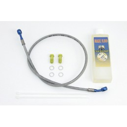 image: Takegawa Stainles steel brake hose for Monkey