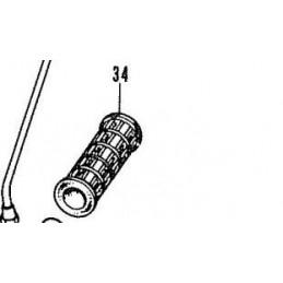 image: Honda Dax left grib rubber