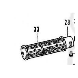 image: Honda Dax right grib rubber