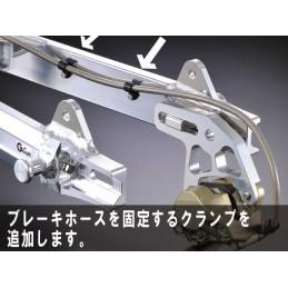image: G'craft brakeline holder option on swingarm