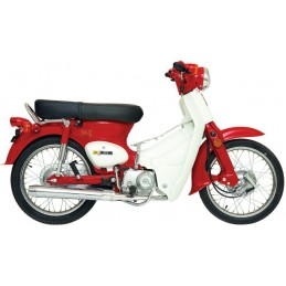 image: Supermotorcompany Super 50
