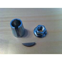 image: Taper + pin adaptator 12 volts ignition on 6 volts crankshaft