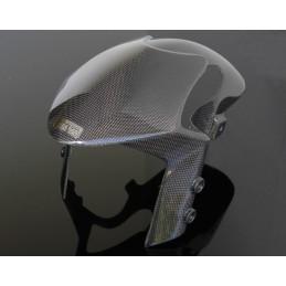 image: Carbon front fender, monster style gloss, Honda MSX125 (msx-1006