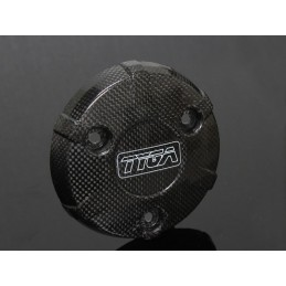 image: Carbon clutch cover, Honda MSX125 (msx-10074)