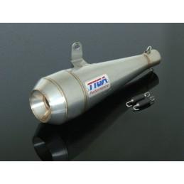 image: Msx125 Silencer stainless steel Motogp style (4 stroke) 35mm ?ma