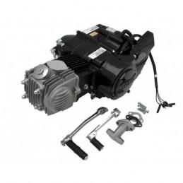 image: Lifan 50cc 4 Speed Manual Kick Black