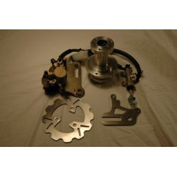 image: Reardiskbrake kit complete