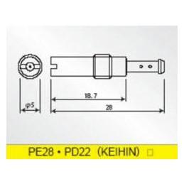 image: Keihin PE 28 slow jet