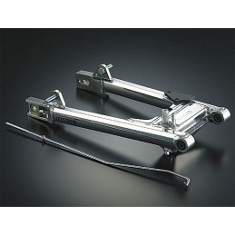 image: Over Type-1 + 16 cm aluminum swing arm with oil catch tank for M