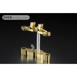 image: Over HONDA MONKEY STEERING STEM KIT 173-55 Gold