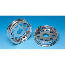 image: Takegawa ALUMINUM POLISHED WHEEL HALF (FOR F/R DISK) MONKEY ,GOR
