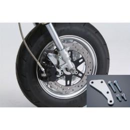 """image: G'craft caliper holder for Nissin caliper and KSR fork 10"""""""