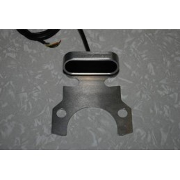 image: Speedo and tachometer Hot Shot Monkeys aluminium