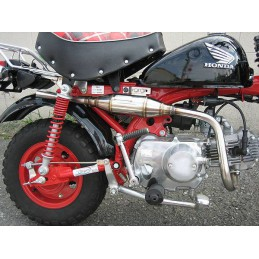 image: Kowa projects Monkey exhaust