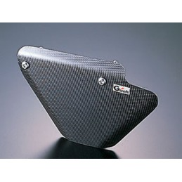 image: G'craft Carbon sidecover right
