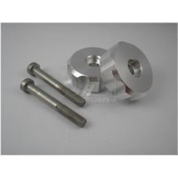 image: Steering knobs aluminium TJR
