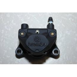image: Brembo 2 pot caliper black